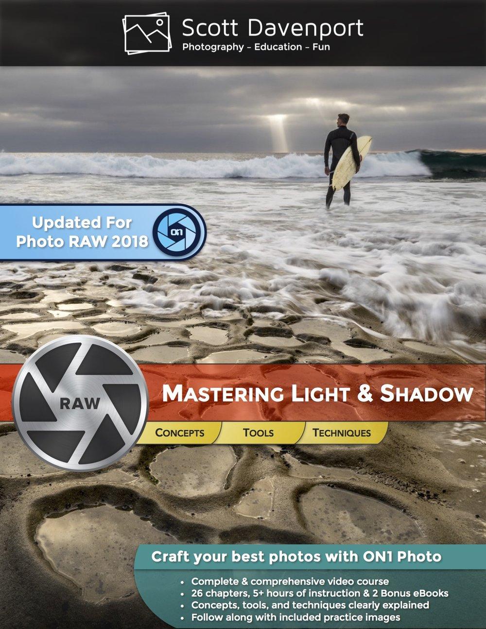 Mastering Light & Shadow in ON1 Photo 2018 - Scott Davenport.jpg