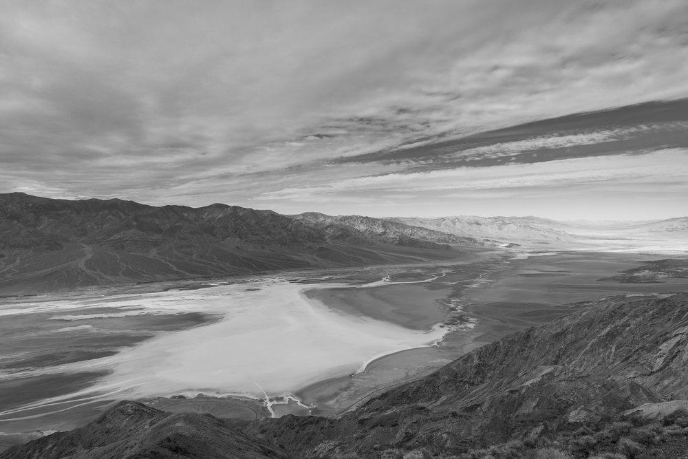 The Granduer Of Dante's View, Flat
