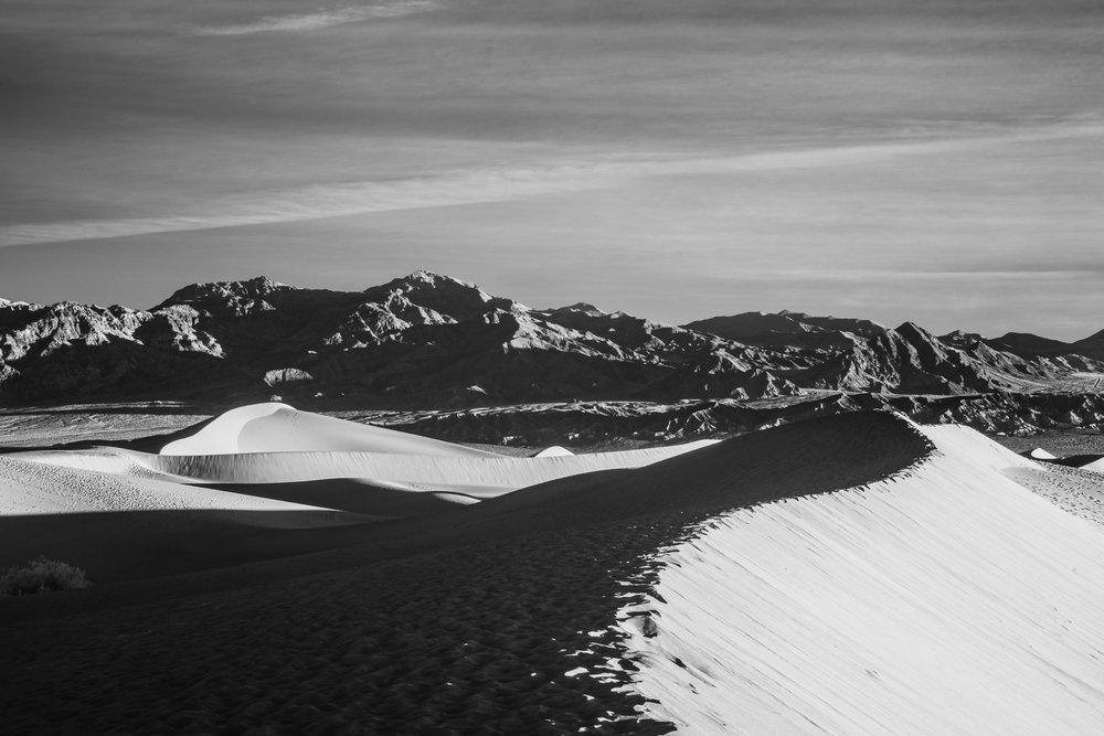 Mesquite Dunes Infrared