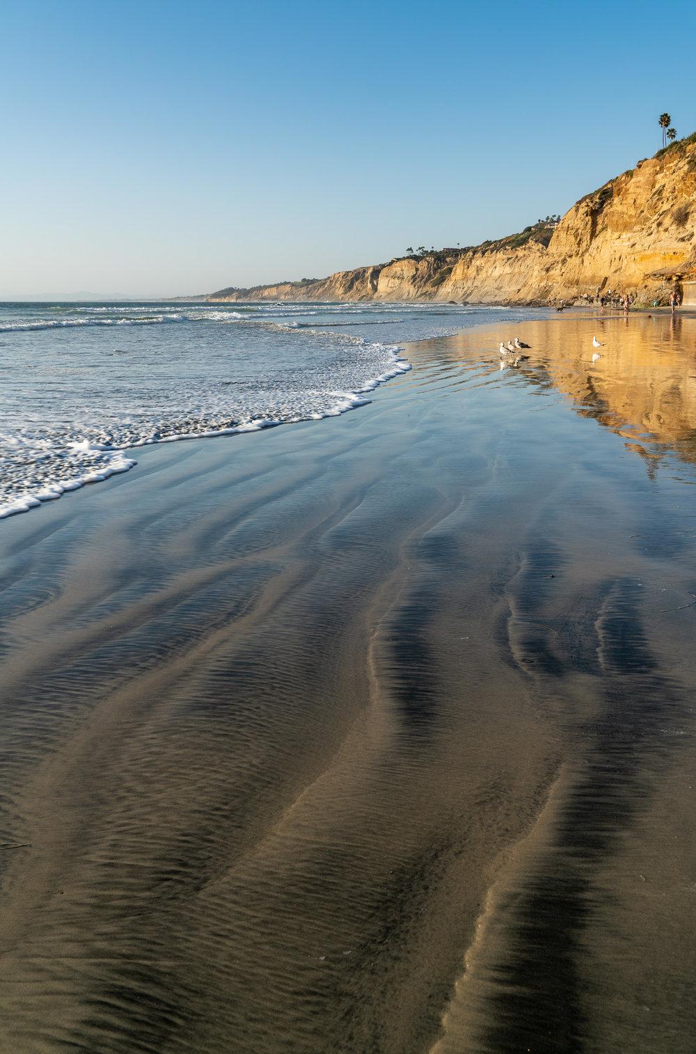 Scripps Beach Afternoon