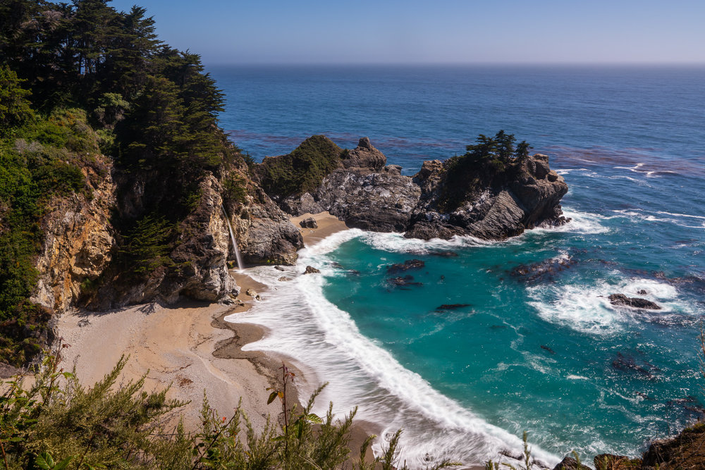McWay Falls, Big Sur, California  Contact Scott  to commission a print or license this image.