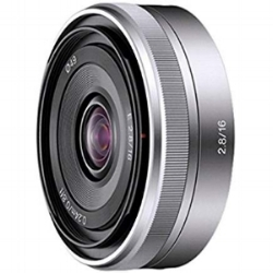 Sony 16mm F/2.8 ( Amazon )