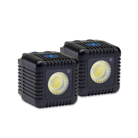 Lume Cube Dual Pack ( LumeCube  |  Amazon )