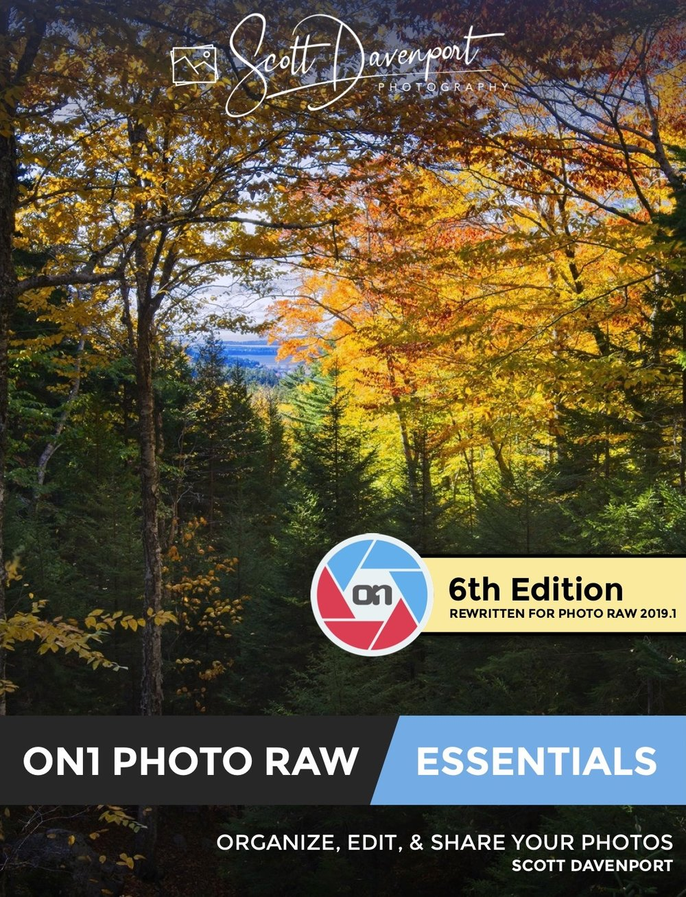 Learn ON1 Photo RAW 2019. All of it.  $19.95