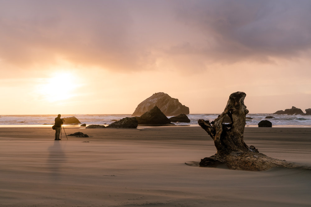 Photographer Captures Bandon Beach