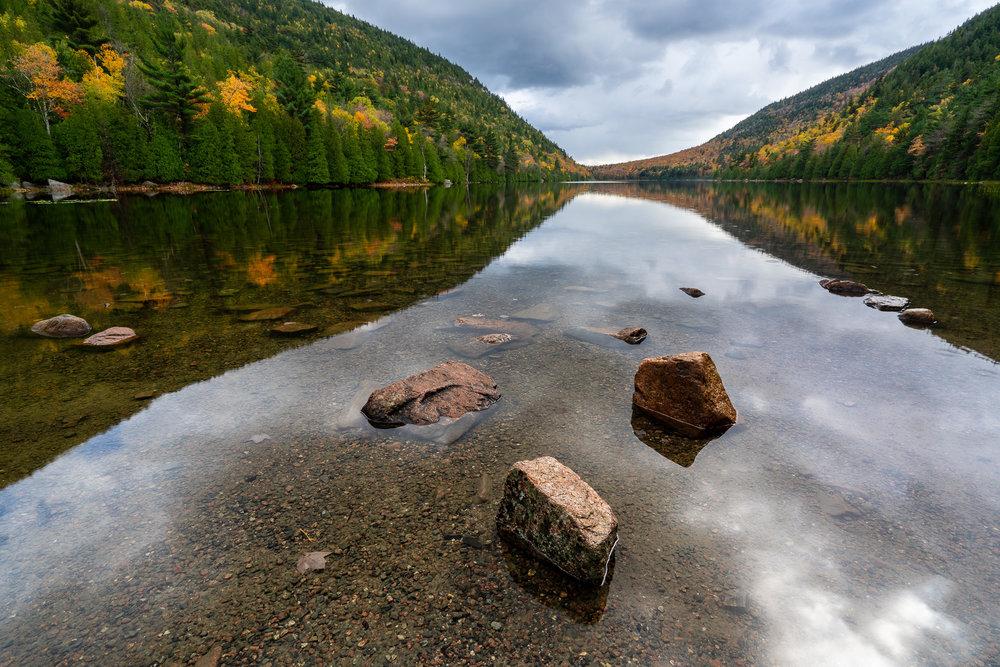 Bubble Pond, Acadia National Park