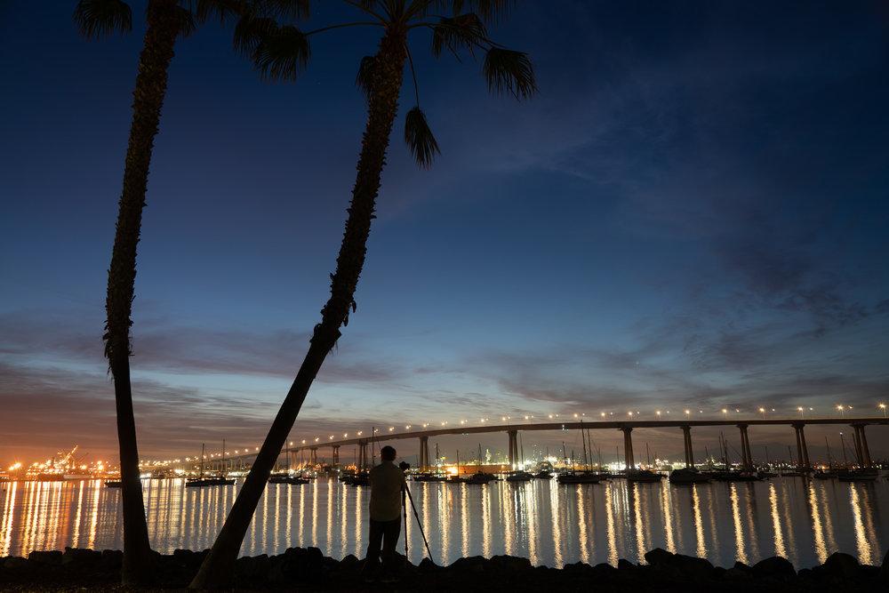 Photographer In Coronado