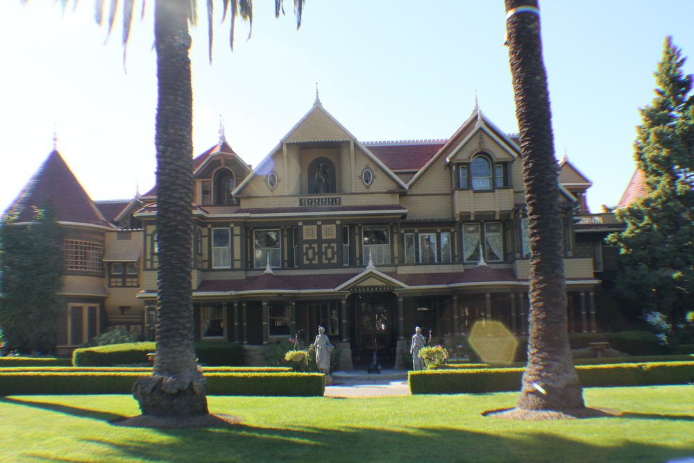 Winchester Mystery House, San Jose, California