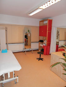 ruime behandelkamer
