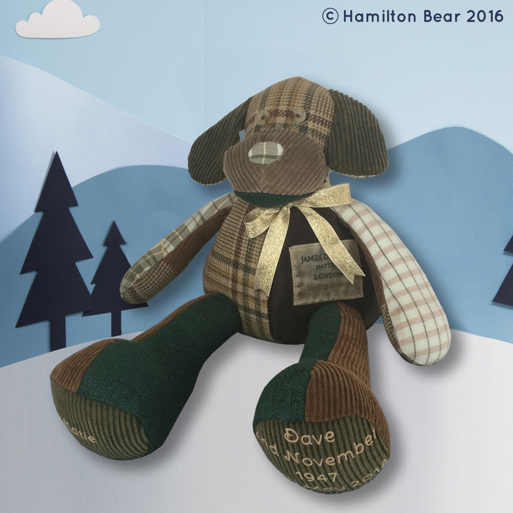 hamilton remembrance bear