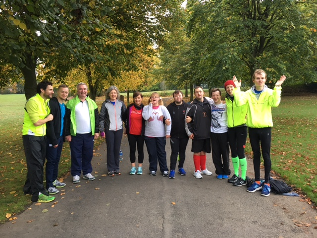 We'd a successful test run on Sat 22nd Oct, great fun thanks to all our amazing athletes & volunteers