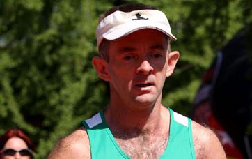Belfast's Eddie Gallen, UltraRunner