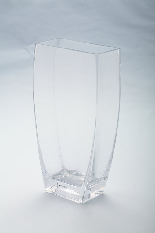 Tapered Rectangle Vase Gifted Of Larchmont