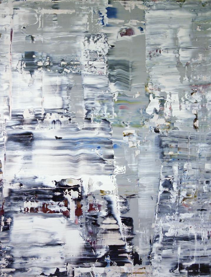 """""""December 25, 2011"""" oil on panel, 48"""" x 36."""""""