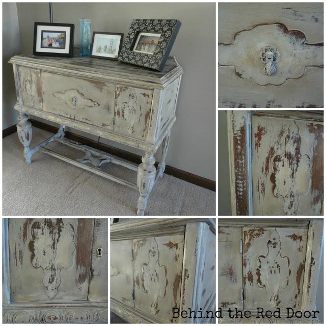 sideboard Annie Sloan Chalk Paint