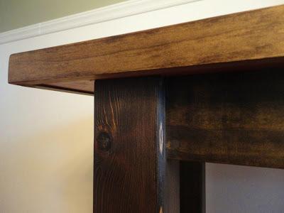 sofa door table