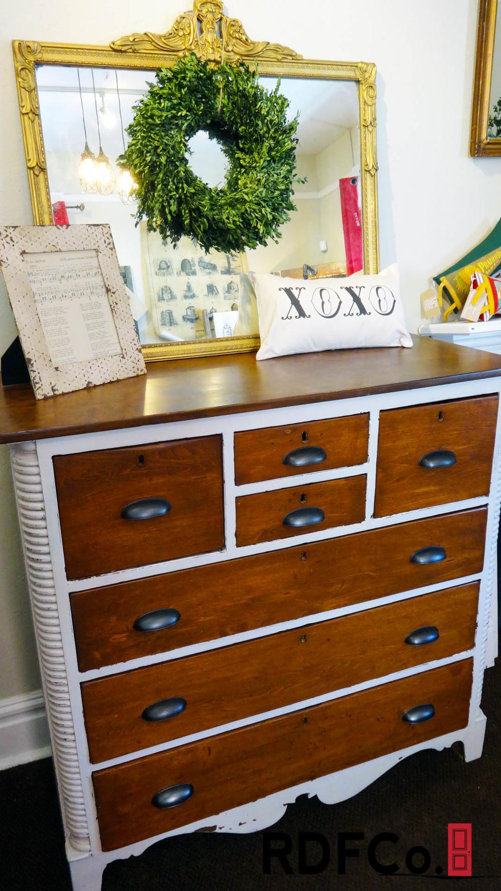Marzipan Dresser — Red Door Furniture Co