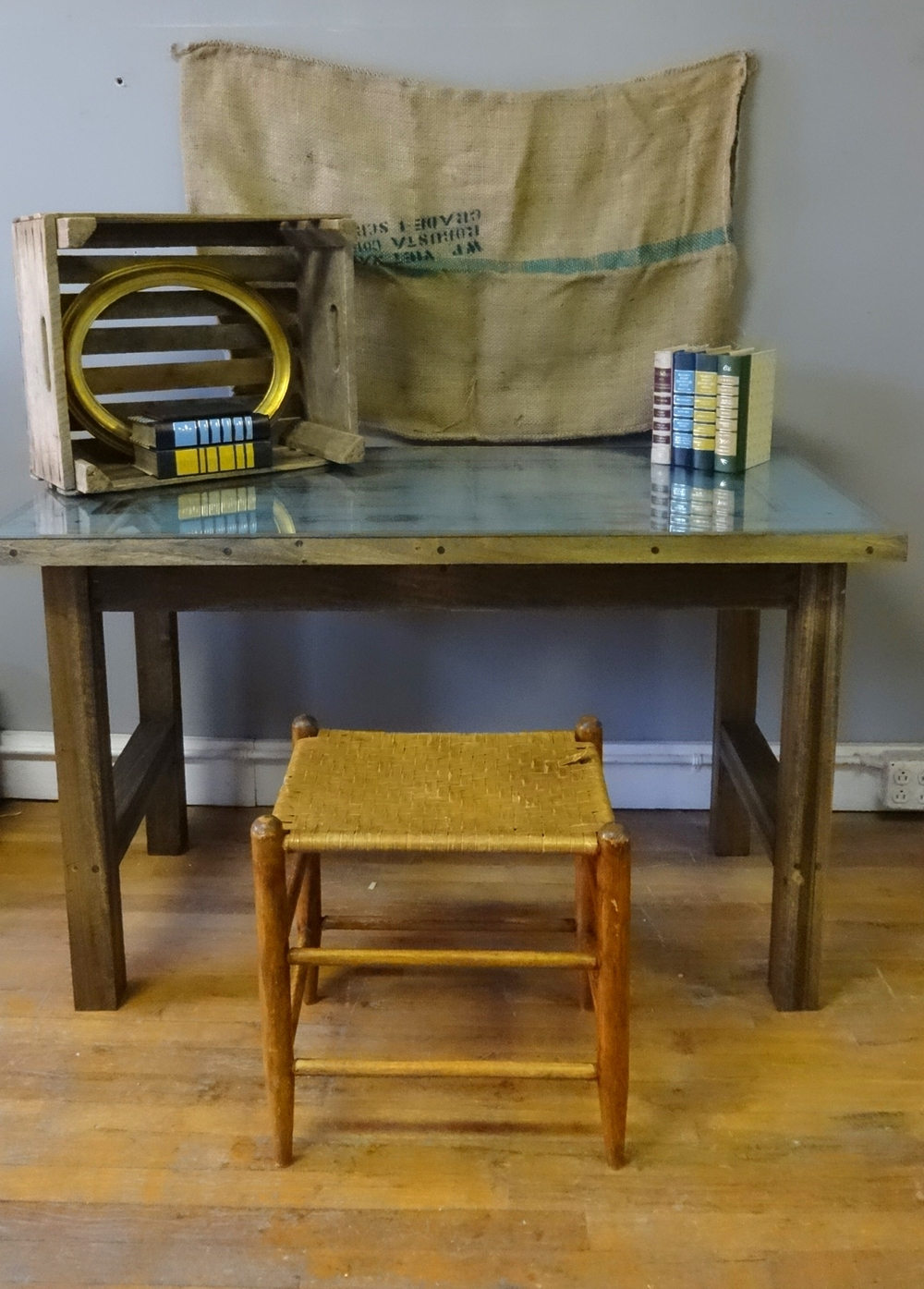 St. Louis Handcrafted Table