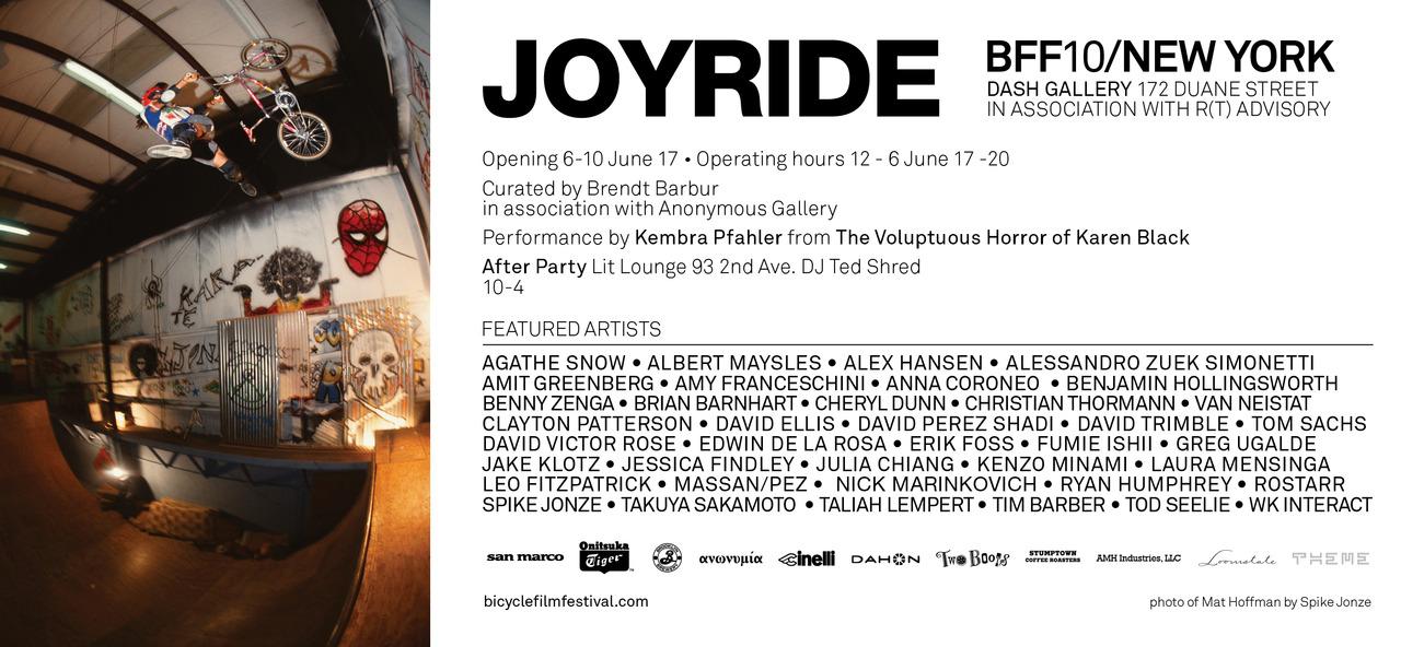 via www.bicyclefilmfestival.com