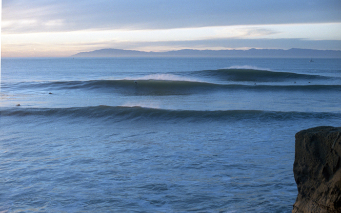 water-therapy :       Steamer Lane Morning       nice one TCB!