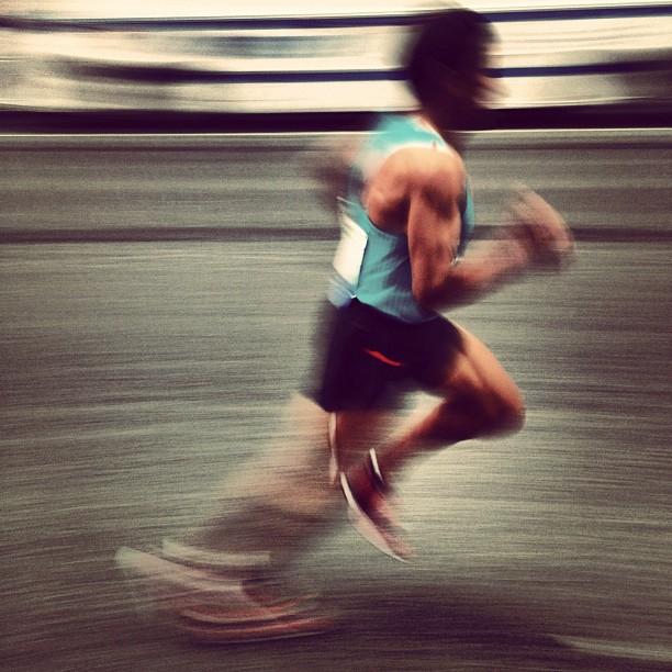#nyhalfmarathon  (Taken with  instagram )