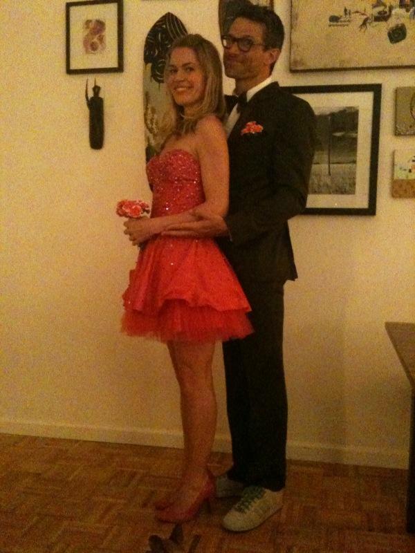 prom night @ 50 parties