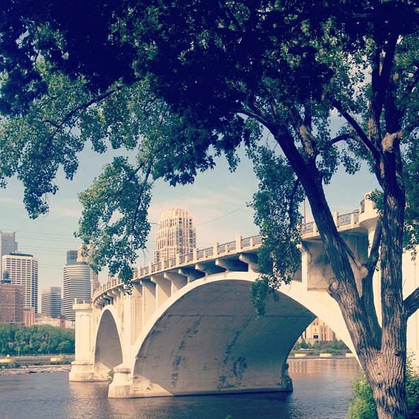 Taken with Instagram at Minneapolis