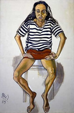 yeah alice neel… just watched her doc..