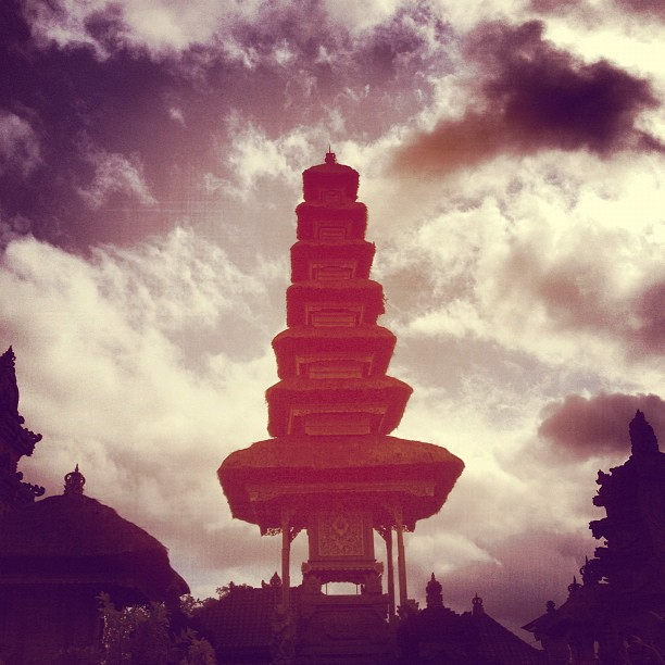 Taken with  Instagram  at Bali