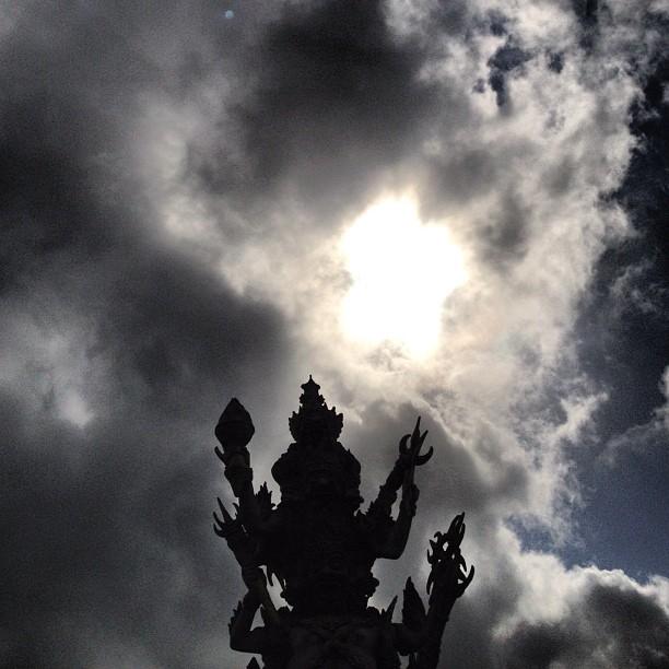 Vishnu (Taken with Instagram at Bali)