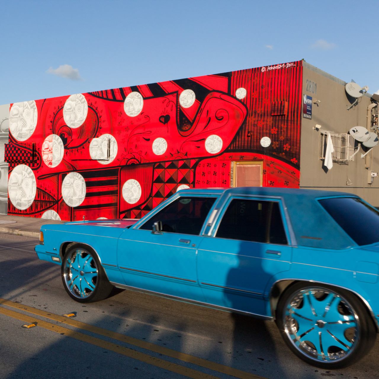 wynwood mia.. chris mosier