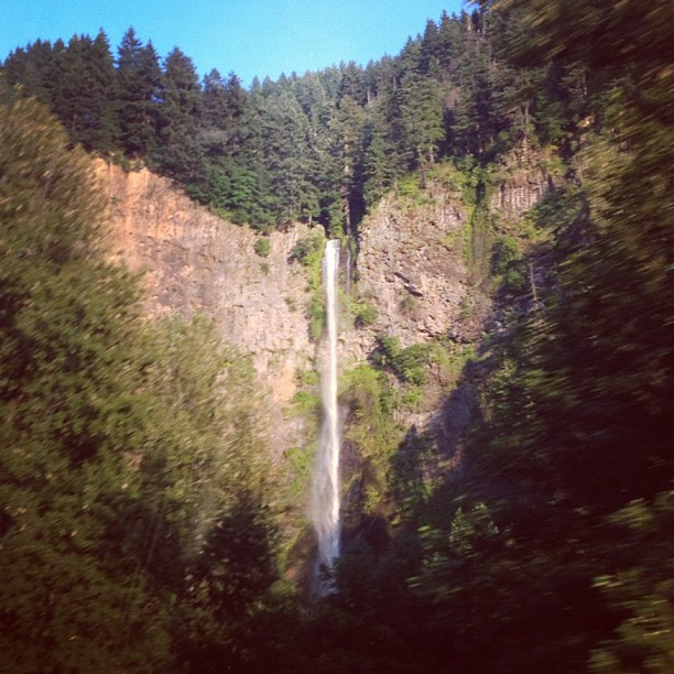 Taken with Instagram at Columbia river gorge