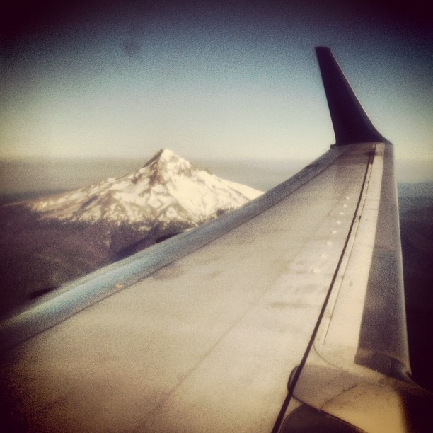 Taken with Instagram at Mt Hood