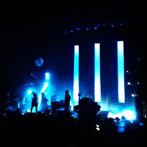 #jackwhite now, thanks Jeffrey! (Taken with  Instagram  at Radio city)