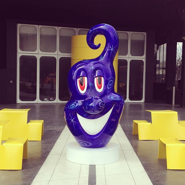 @kennyscharf @thestandard  #paulkasmin Squirtz  is in! (at standard highline )