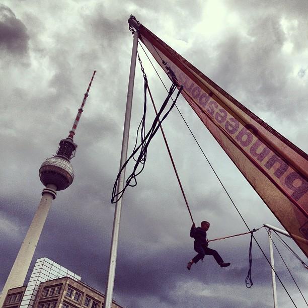 at Berlin