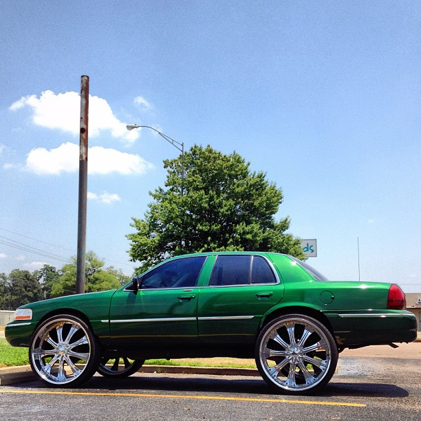 I got the leanest meanest cleanest …. Greenest (at Texarkana)