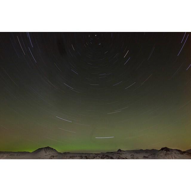 Aurora Borealis (at Iceland)