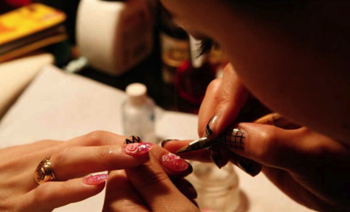 standardhotels: Give your nails the Dzine treatment. photo… cwmosier
