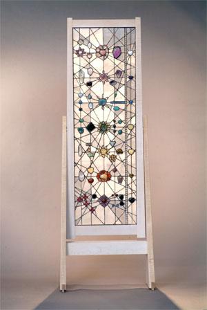 Cabot Chakra Window