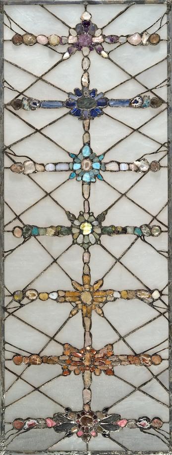 Kunzite Chakra Window detail