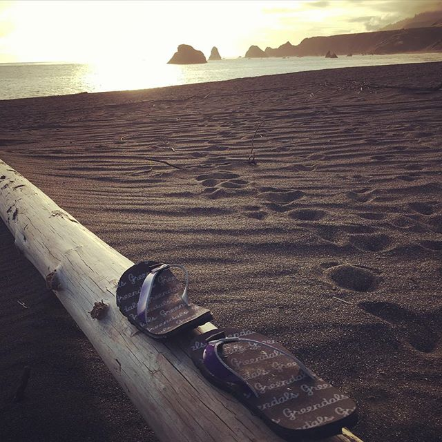 We're making tracks over on the west coast. #madefromtires