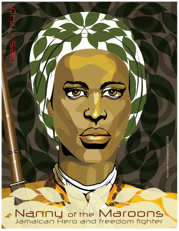 Queen Mother Nanny, Mother of the Maroons