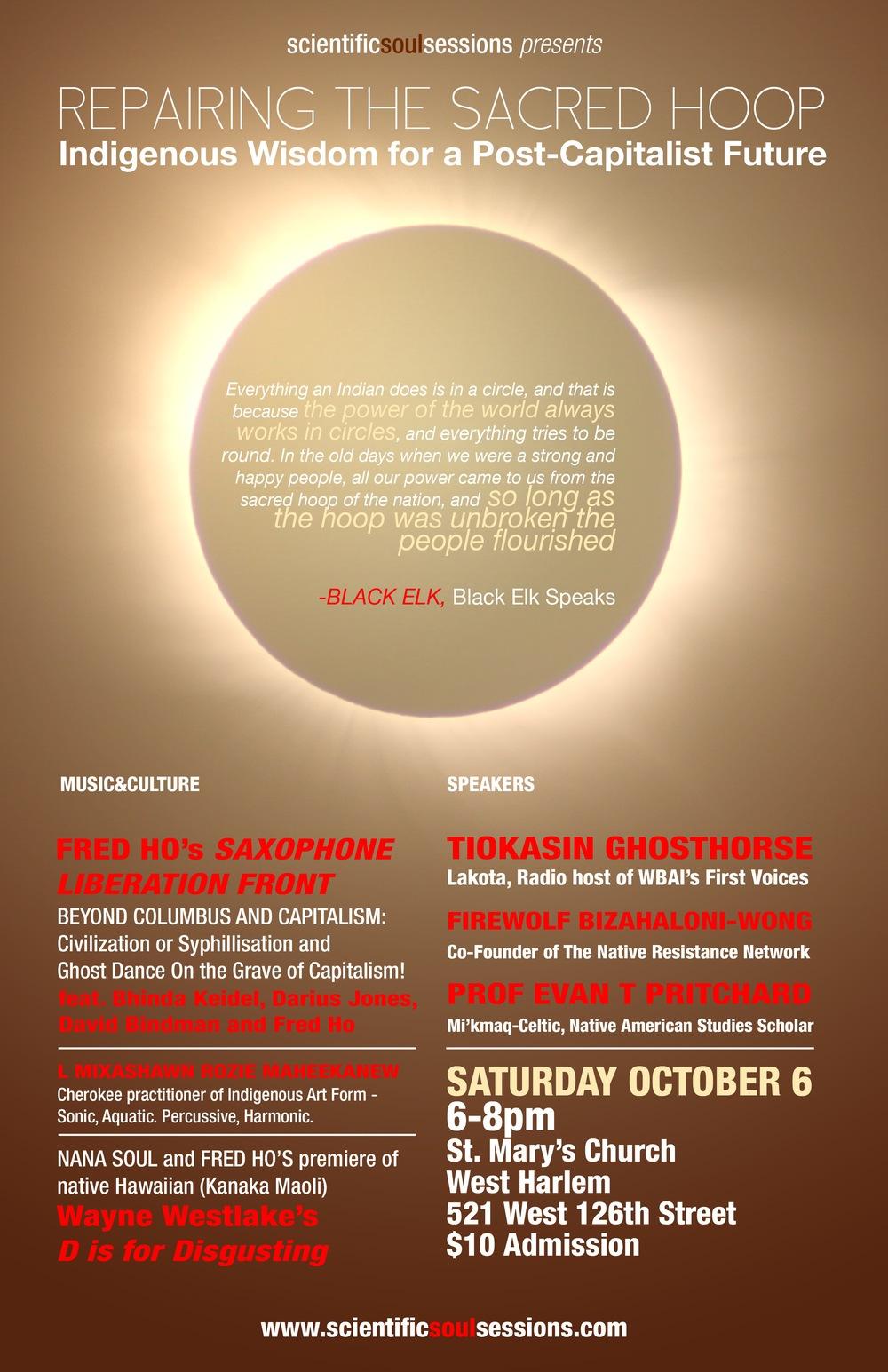 Soul Session 8 October 2012