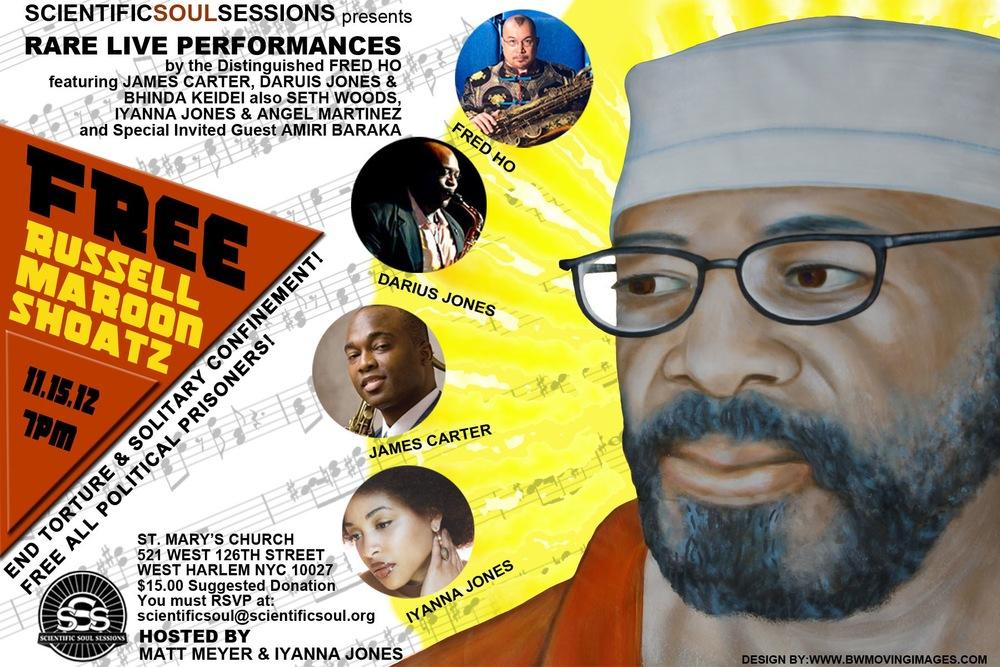 Soul Session 15 November 2012