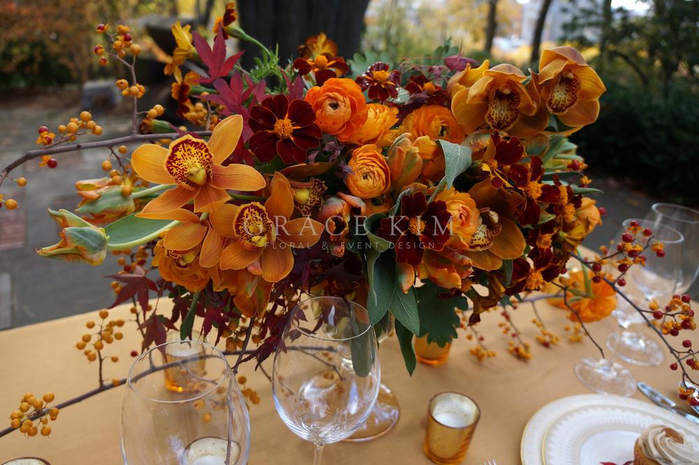 Portfolio — grace kim floral event design