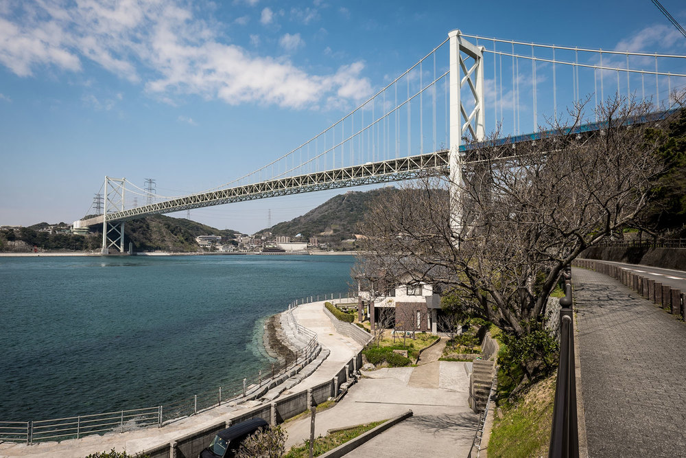 Il ponte di Shimonoseki