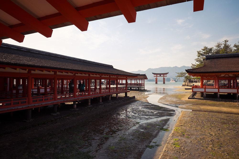 Il Torii di Miyajima