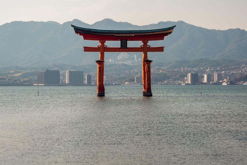 The Torii of Miyajima
