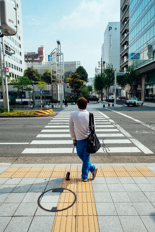 Street Photography a Nagoya